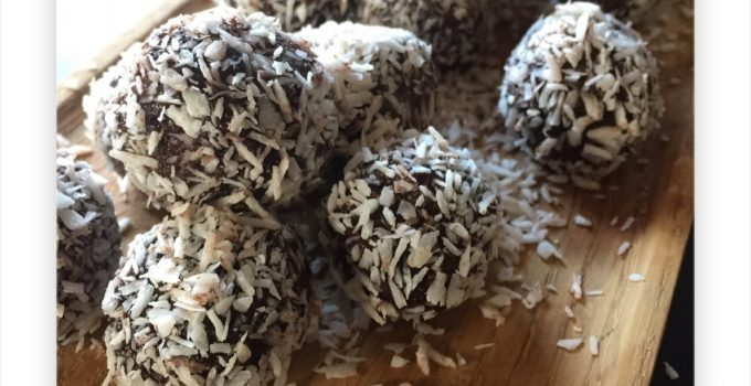 Keto Chocolate balls – Fat Bomb!!!